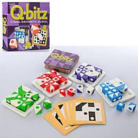 """Настольная логическая игра """"Q-bitz"""""""