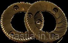 NN070 Ножі(пара), 63,5х38х9(праві, 3 відчини), Necta