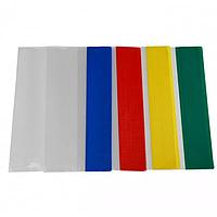 """Обкладинки для зошитів кольоровий край 205*346мм """"Fudkop (20)"""