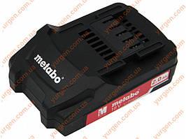 Акумуляторна батарея Metabo Li-Power 18 V