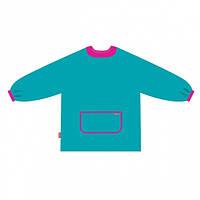 Фартух-накидка для творчості для дівчаток, розмір M 1Вересня