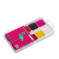 Фарби акварельні 10 кольорів 3ахоплення, Гамма-Н (40)