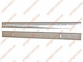 Ножи на деревообрабатывающий станок FOX F22-564/250 (261х16,5х1,5).