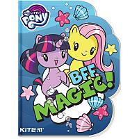 Блокнот А6 60арк My Little Pony вирубка Kite
