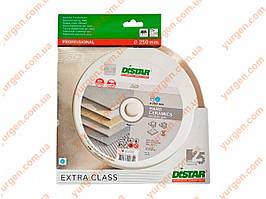 Алмазный диск отрезной 250х25,4 1A1R HARD CERAMICS DISTAR