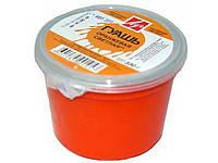 Гуаш 225мл оранжева світла 8С395-08 Луч