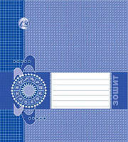 Зошит 18 клітинка ДАТА Тетрада (20/560)