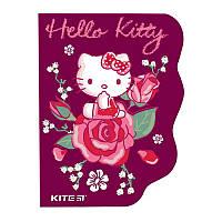 Блокнот А6 60арк Hello kitty вирубка Kite