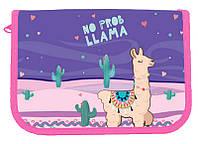 Пенал 1-яр з 2-ма відворотами Lama, Class
