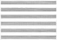 Зошит для нот А4 20 арк лак, пружина Апельсин (30)