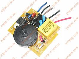 Регулятор оборотов для фрезера Wintech WER-850E.