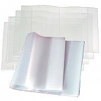 Обкладинки для зошитів 200мк 100шт Полімер (13)