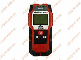 Детектор металла,проводки и дерева ADA Wall Scanner 80 A00466
