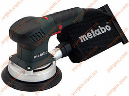 Ексцентрикова ШМ Metabo SXE 3150