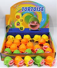 ОПТ!! Антистрес іграшка Черепаха. 24 шт в уп.