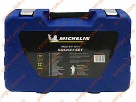 Набор ручного инструмента Michelin MSS 94-1/2-1/4 SOCKET SET 94 предмета