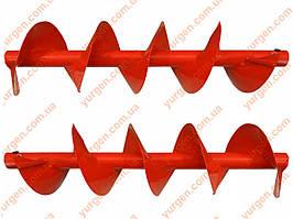 Навішування фреза шнекова окучник KIPOR KTCD120