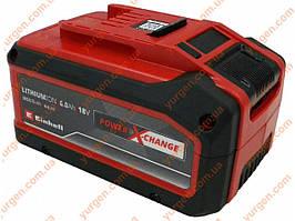 Акумулятор Einhell Power-X-Change Plus 18V 4-6 Ah Multi-Ah