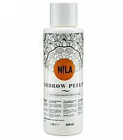 Засіб для очищення волосся і шкіри NILA - Eyebrow Peeling,100 мл
