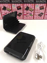 Гаманець-зарядка Power bank E-Charge Wallet 10 000мАч ART-A57