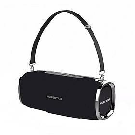 Портативна Bluetooth Колонка Hopestar A6 беспроводная Акустика  (Чёрный)