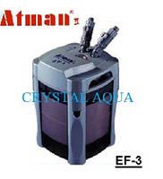 Внешний фильтр для аквариума Atman EF-3, фото 1