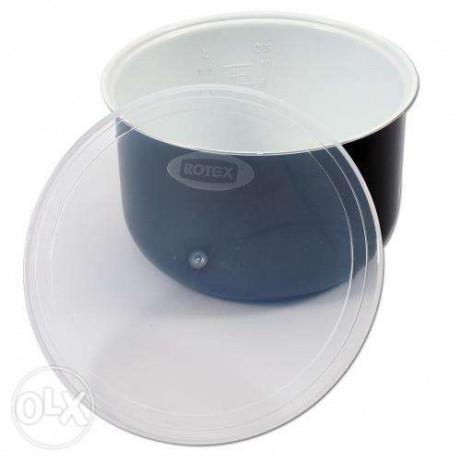 Чаша для мультиварки Rotex RIP 5017-C 5 л (505 W/B.510 W/B) - dellux.com.ua в Луцке