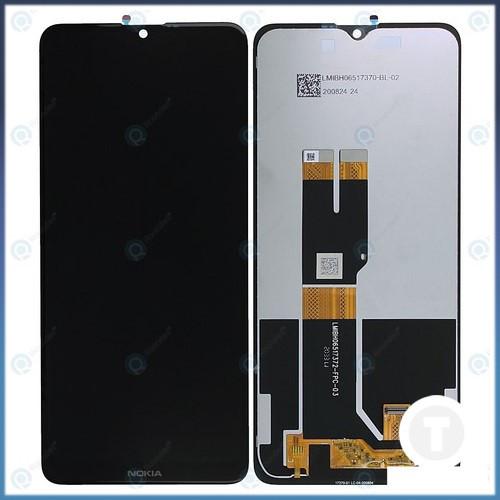 Дисплей (екран) для Nokia 2.4 з сенсором / тачскріном (Модуль) чорний