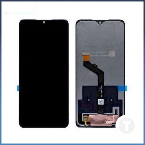 Дисплей (екран) для Nokia 7.2/ 6.2 Dual Sim з сенсором / тачскріном (Модуль) чорний