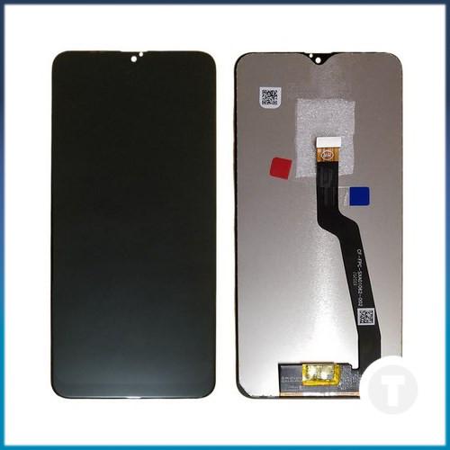 Дисплей (экран) для Samsung A105 Galaxy A10 с сенсором/ тачскрином (Модуль) черный