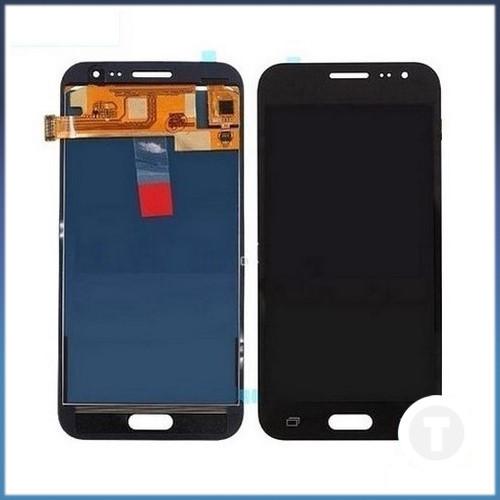 Дисплей (екран) для Samsung J200F Galaxy J2/ J200H TFT (З регулюванням яскравості) з сенсором / тачскріном (Модуль) чорний