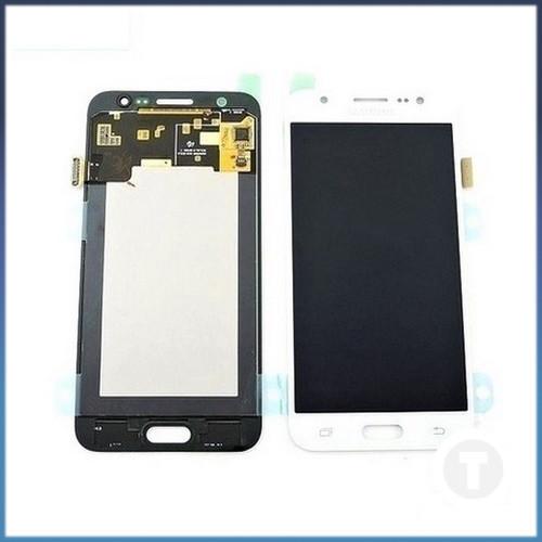 Дисплей (екран) для Samsung J500 Galaxy J5/ J500F/ J500M TFT (З регулюванням яскравості) з сенсором / тачскріном (Модуль) білий