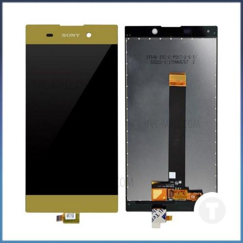 Дисплей (екран) для Sony H3311 Xperia L2/ H3321/ H4311/ H4331 з сенсором / тачскріном (Модуль) золотий