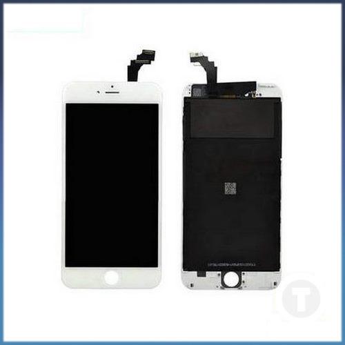 Дисплей (екран) для iPhone 6S Plus з сенсором / тачскріном (Модуль) білий