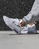 Женские кроссовки Nike Air Max 2090 White Black White CK2612-100, фото 6