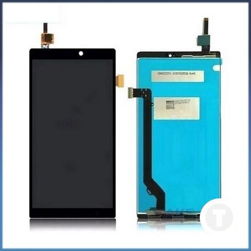 Дисплей (экран) для Lenovo A7010 X3 Lite/  Vibe K4 Note с сенсором/ тачскрином (Модуль) черный