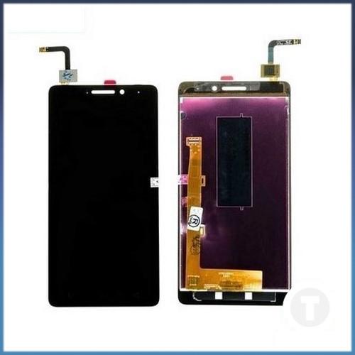 Дисплей (экран) для Lenovo P1m Vibe (P1mA40) с сенсором/ тачскрином (Модуль) черный
