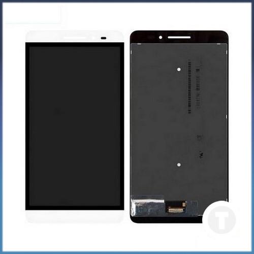 Дисплей (экран) для Lenovo PB1-770M LTE Phab Plus с сенсором/ тачскрином (Модуль) белый