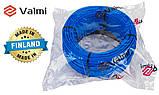 Тепла кабельна підлога Valmi  11м²-13,8м² /2200В(110м) тонкий кабель 20 Вт/м з терморегулятором TWE02 Wi-Fi, фото 2