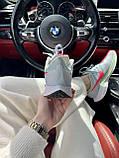Жіночі кросівки Nike Zoom Pegasus 35 Turbo Grey Wolf Hot Punch AJ4115-060, фото 2