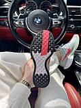 Жіночі кросівки Nike Zoom Pegasus 35 Turbo Grey Wolf Hot Punch AJ4115-060, фото 4