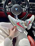 Жіночі кросівки Nike Zoom Pegasus 35 Turbo Grey Wolf Hot Punch AJ4115-060, фото 6