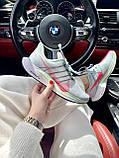 Жіночі кросівки Nike Zoom Pegasus 35 Turbo Grey Wolf Hot Punch AJ4115-060, фото 8