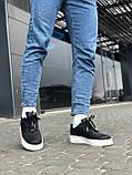 Чоловічі кросівки Nike Pixel Black ALL05256, фото 9