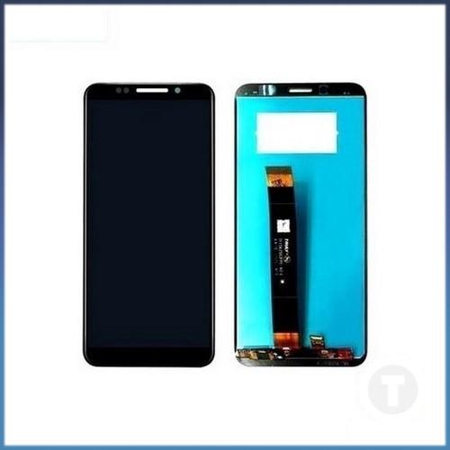 Дисплей (экран) для Huawei Y5 (2018) DRA-L21/ Y5 Prime 2018/ Honor 7A с сенсором/ тачскрином (Модуль) черный