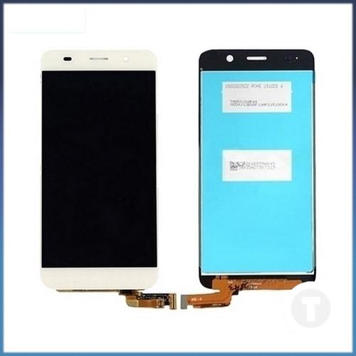 Дисплей (экран) для Huawei Y6 (2015)/ Honor 4A с сенсором/ тачскрином (Модуль) белый
