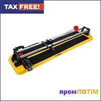 Плиткоріз TOPEX 16B260 600 мм глибина різу 16 мм
