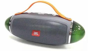 Колонка mini speaker JBL Xtreme mini H7 bluetooth+power bank silver