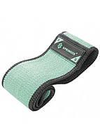 Резинка для фитнеса и спорта тканевая Springos Hip Band Size S FA0113