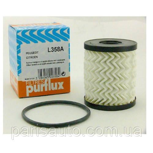 Фильтр масляный PSA TU 1,1-1,6 01/04->   (L398, 1109Z2, 1109AJ, 1109CK, 1109CL)